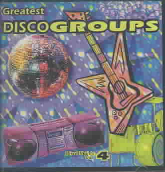 DISCO NIGHTS VOL. 4 GREATEST GROUPS (CD)